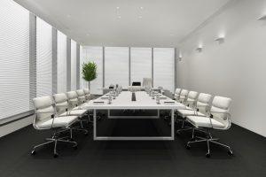 presentable meeting room