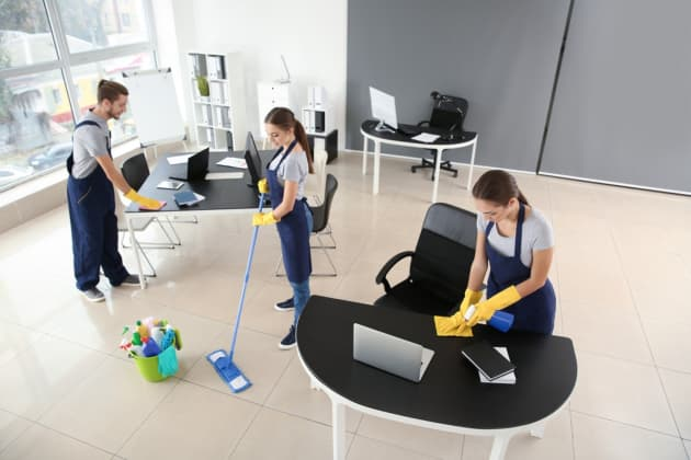 Why Should You Be Concerned About Office Cleanliness?