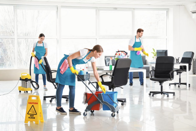 The Importance of Maintaining Cleanliness in the Workplace