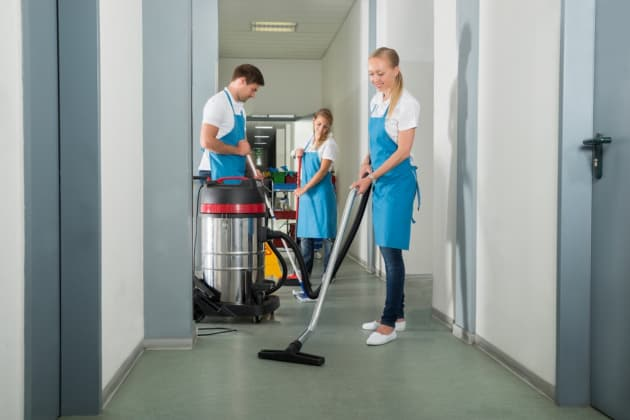 Learning Center Cleaning for the New Year